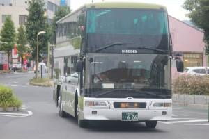 広島電鉄バス 高速バス車両