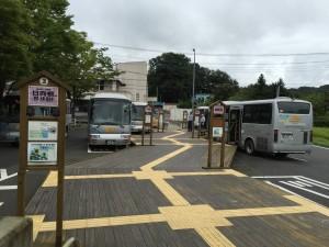 ときがわ町 せせらぎバスセンター
