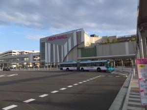 イオンモール幕張新都心バスターミナル