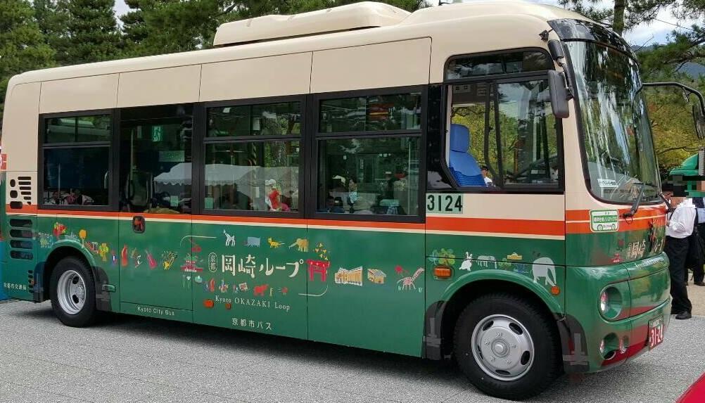 京都・岡崎ループバス